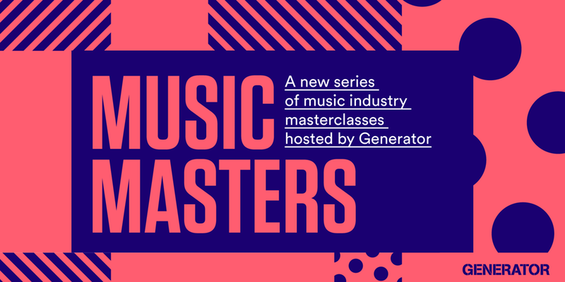 Music Masters & WeCreate: Publicity 101