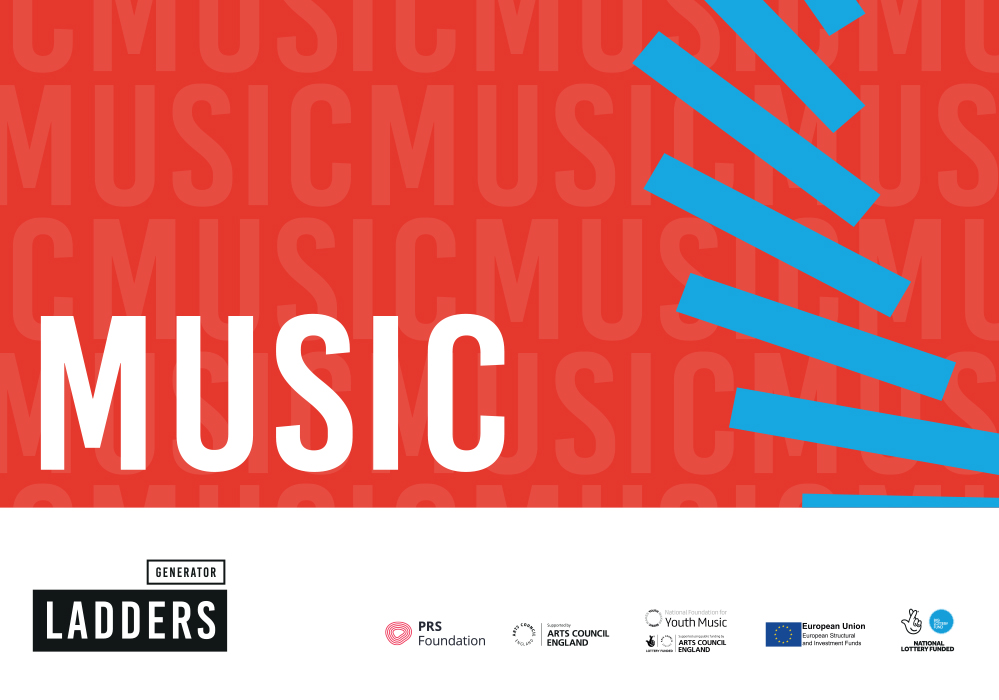 Ladders Music Course: Skills Development in Songwriting and Production