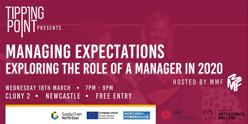 POSTPONED – Managing Expectations: Exploring the Role of a Manager in 2020