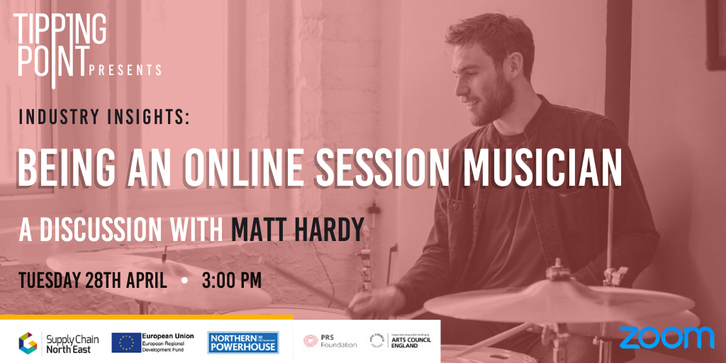 Industry Insights: Being an Online Session Musician