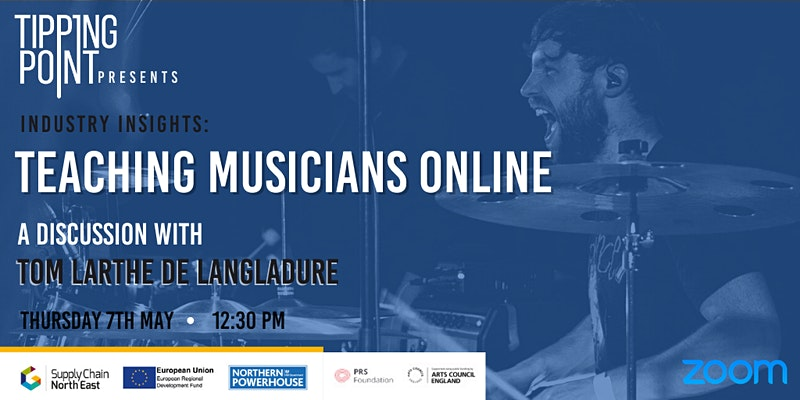 Industry Insights: Teaching Musicians Online