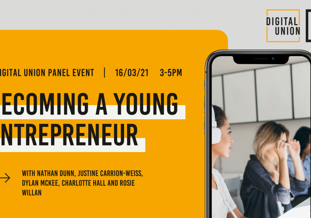 Becoming a Young Entrepreneur – Panel Event (Members Only)