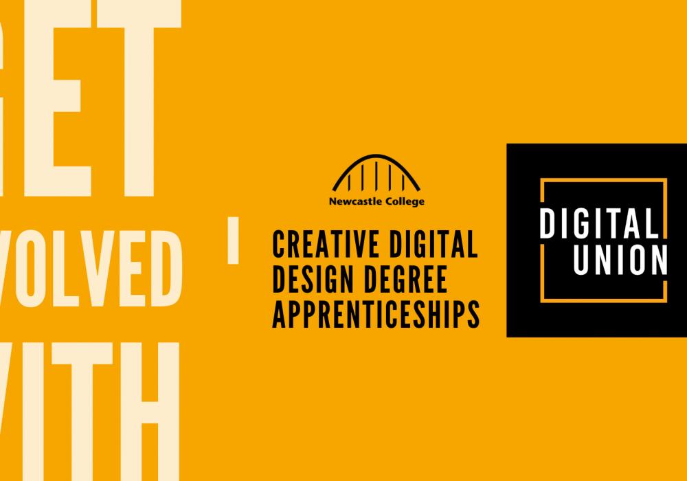 Get Involved With… Creative Digital Design Degree Apprenticeships