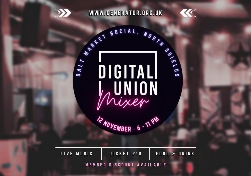 Digital Union Mixer